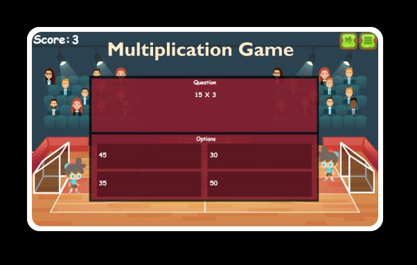 multiplication game thumbnail