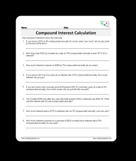 compound interest thumbnail
