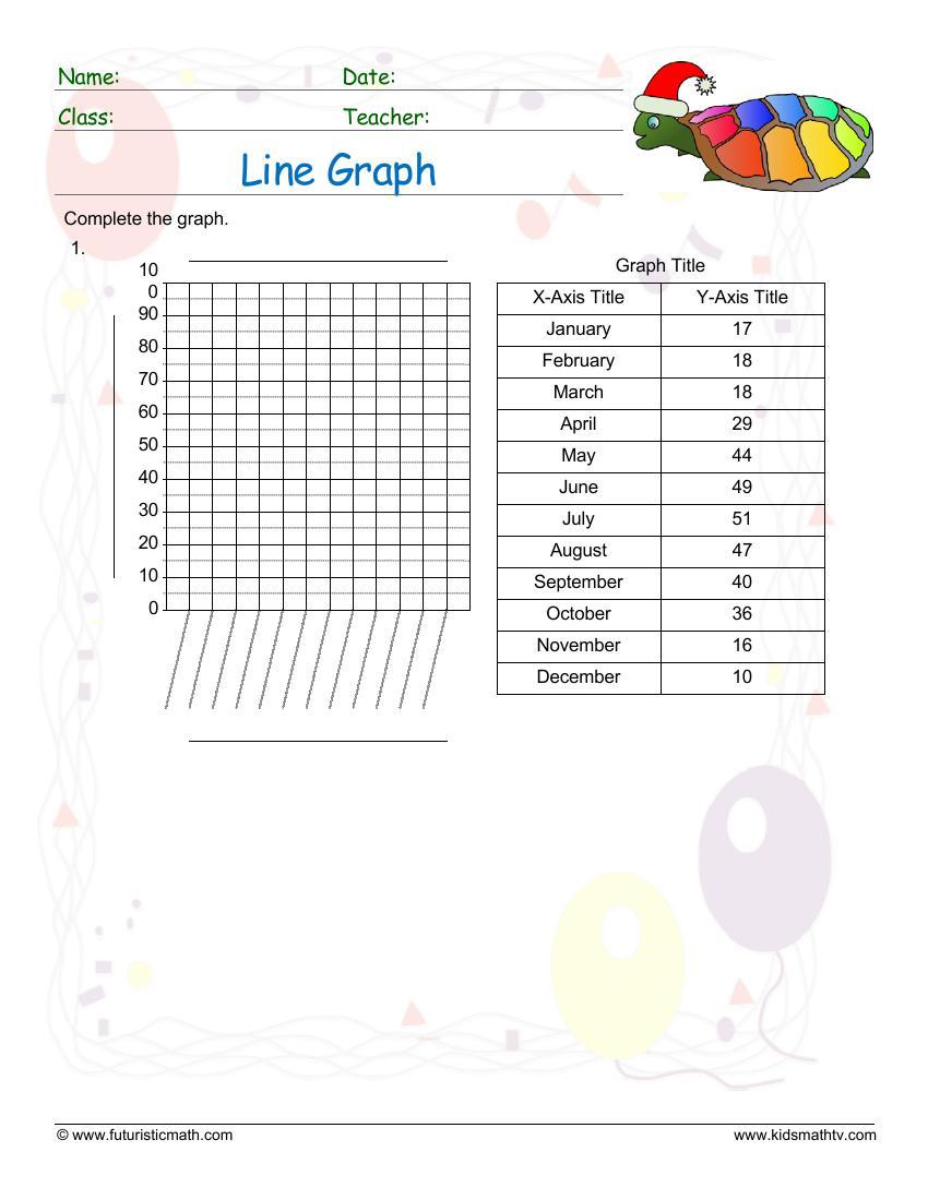 Make A Line Graph